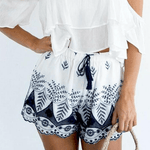 Lucille Floral Embroidered Shorts shorts WickedAF