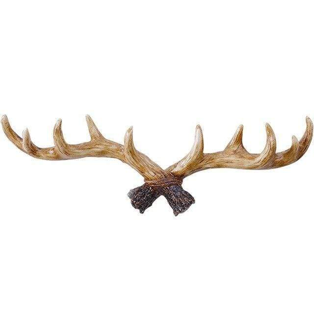 Deer Horn Wall Hanging (faux) wall hanging WickedAF 1