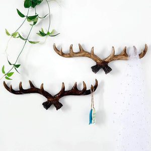 Deer Horn Wall Hanging (faux) wall hanging WickedAF