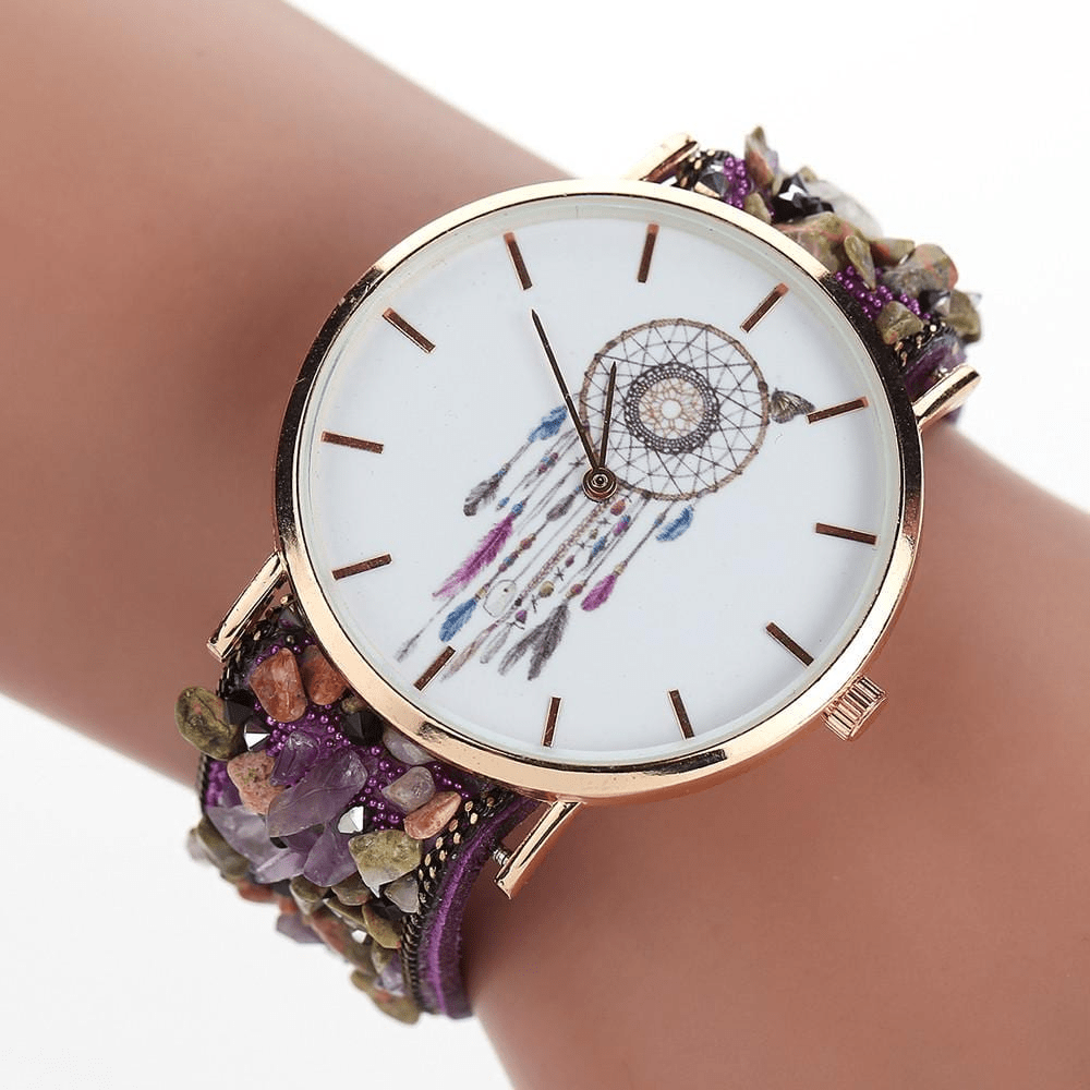Dream Catcher Stone Watch watches WickedAF