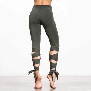 WickedAF Wrap Yoga Pants (4 Colors)