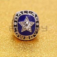 1970 Dallas Cowboys Staubach NFC Champion Ring