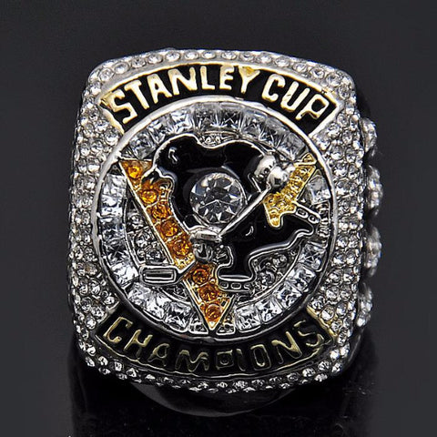 2016 Pittsburgh Penguin Man's Champion Rings