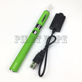 E Cigarette Vaporizer Pen Evod 650-1100mah Battery With MT3 Clearomizer