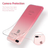 Ultra Thin Cases Crystal Clear Phone Cases For iPhone