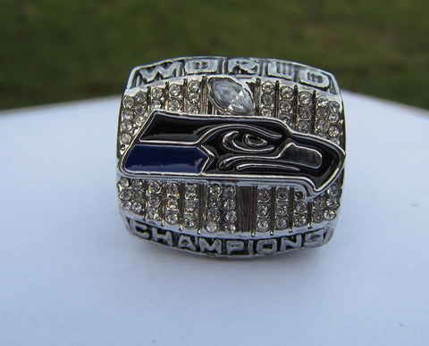High Quality Seattle Seahawks 2013 Super Bowl World champions ring