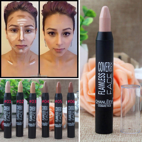 Hottest Face Concealer Stick Flawless Facial Cover