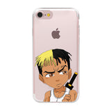 Matte Hard Plastic Xxxtentacion Case Cover For Apple iPhone 8 7 X 6 Plus 5 5S SE Transparent Phone Cases