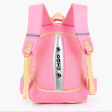 Girls Cartoon School Waterproof Backpacks