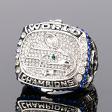 Luxury 2015 Rugby Cup Commemorative Super Bowl Champion Ring
