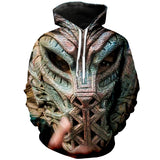 Black Panther Fashion Hoody Men/Women