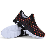 Sport Sneakers Breathable Footwear For Outdoor Running