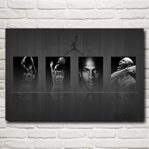 Michael Jordan 23 All Star Art Decorative Pictures