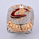 High Quality 2016 Cleveland Cavaliers Basketball World Championship Ring