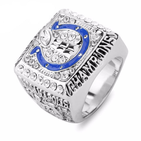 NFL 2007 Indianapolis Colts Super Bowl Championship Rings
