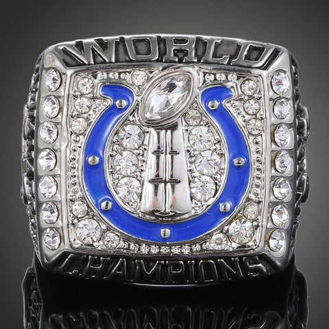 NFL 2006 Indianapolis Colts Super Bowl Championship Rings