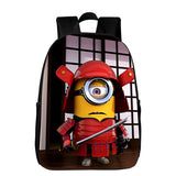 Printing Cartoon Minions Kids Bags
