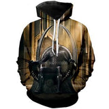Black Panther Fashion Stylish Men/Women Hooded Tracksuits Pullovers