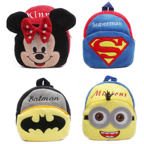 Cartoon Kids School Bags
