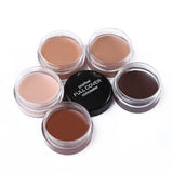 Professional 3D Face Eye Cream Concealer Skin Corrector Make Up