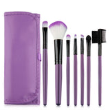 Professional Makeup Brush Set Foundation Eye Liner With Bag