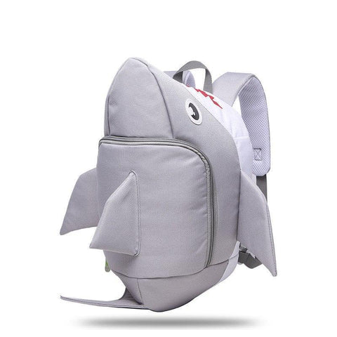 3D Model Shark Kids & Babys Bags Anti Lost School Bags Waterproof Backpack