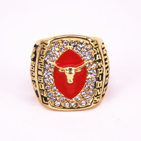 2005 Rose Bowl NCAA University of Texas Longhorn Championship Rings