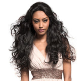 Front Human Hair Wigs Pre Plucked Brazilian Body Wave Lace Wig Remy Hair With Baby Hair