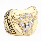 High Quality 1991 Chicago Basketball Champion Ring Replica