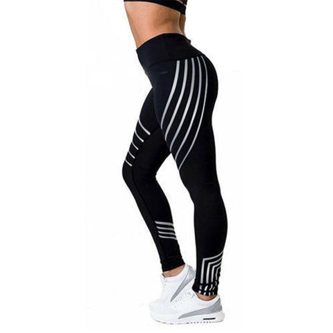 Women Sporting Leggings Clothing for female Fitness push up sexy black color Pants High Waist Leggin Elastic Workout Jeggings