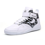 Designer Flat Sports Wear High Top Shoes