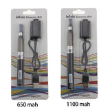 Electronic Cigarette Starter Kit 650-1100 mah Rechargeable