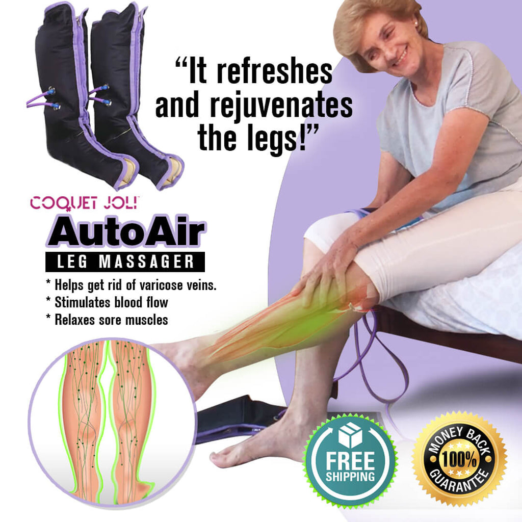 Coquet Joli™ AutoAir Leg Massager