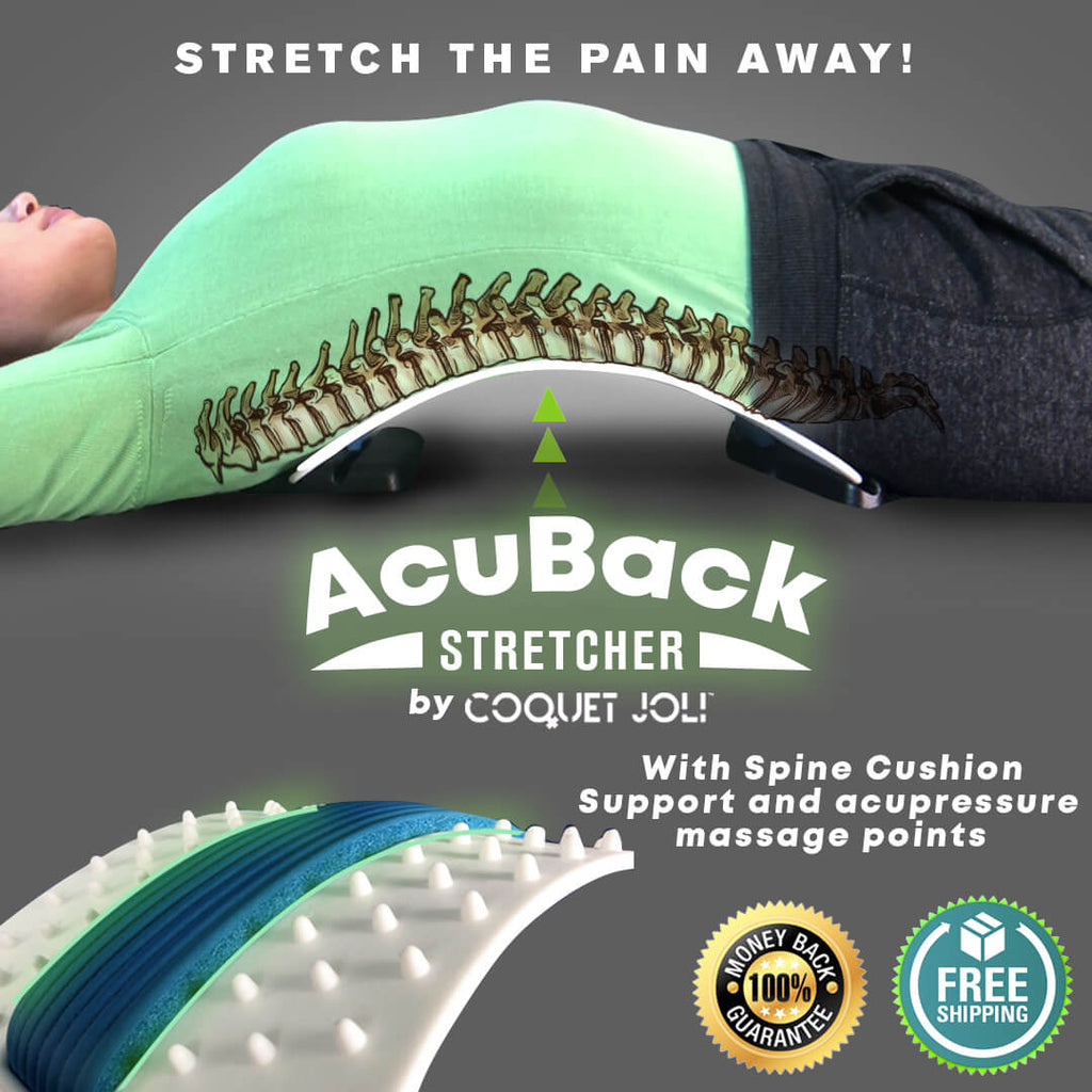 Coquet Joli™ AcuBack Stretcher