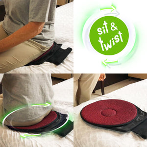 Coquet Joli™ Sit & Twist Mat