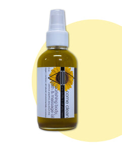 One bottle is oil you need - Nourishing Body, Bath & Massage Oil