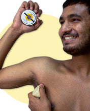 No Harm To Your Underarm - Deodorant Puck