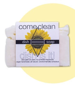 Dish Is It! - Lemon Peppermint Dish Soap Bar