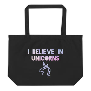 Eco Unicorn Tote (Large)