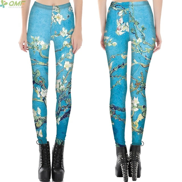 Cherry Blossum Legging