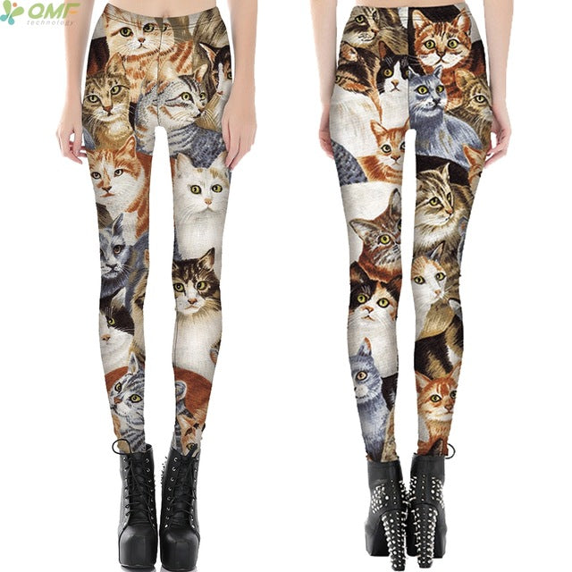 Cats Galore Legging