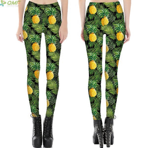 Pineapple Party Pant Legging