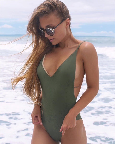 Soft Reversible One-Piece