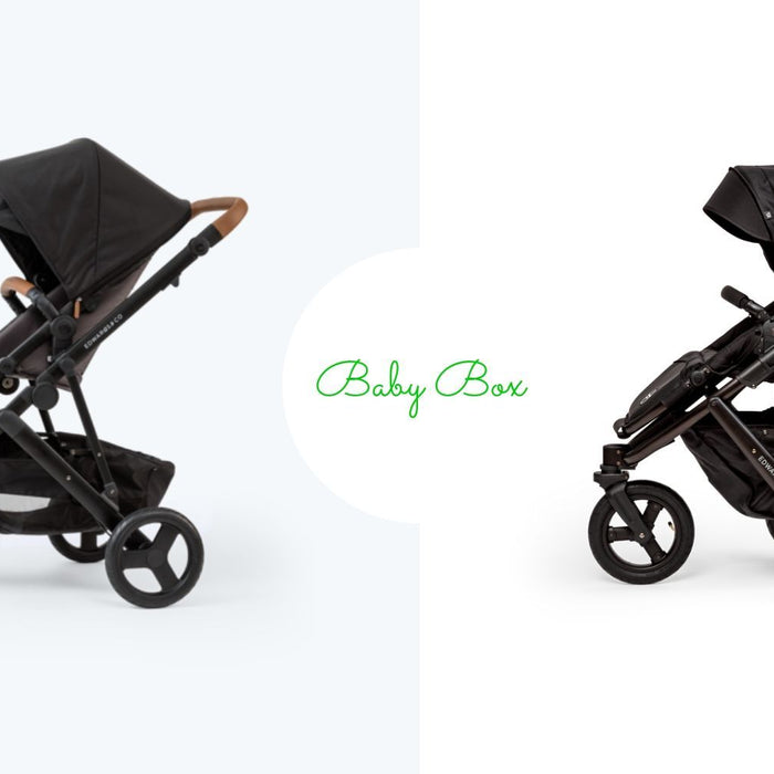 Edwards & Co Strollers: How does the New Oscar Mx compare to the popular Oscar G3?