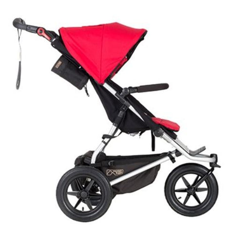 Mountain Buggy Urban Jungle in Red