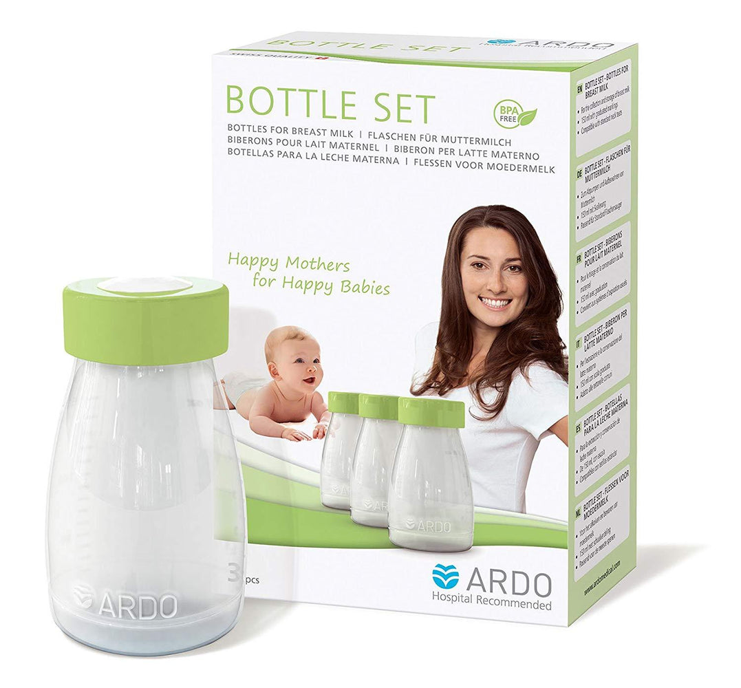 Ardo Bottle Set | Baby Box | NZ Baby Shop