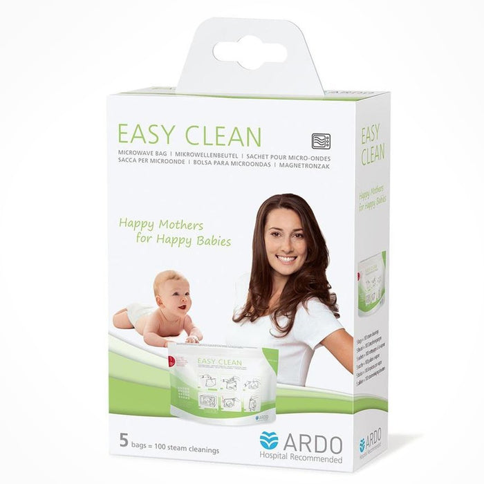 Ardo Easy Clean Microwave Bag | Baby Box | NZ Baby Shop