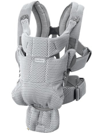 Baby Bjorn Carrier Move 3D Mesh - Grey | Baby Box | NZ Baby Shop