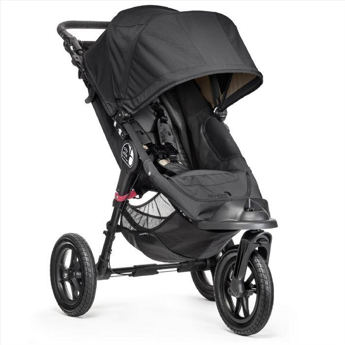 Baby Jogger City Elite Single Stroller | Baby Box | NZ Baby Shop