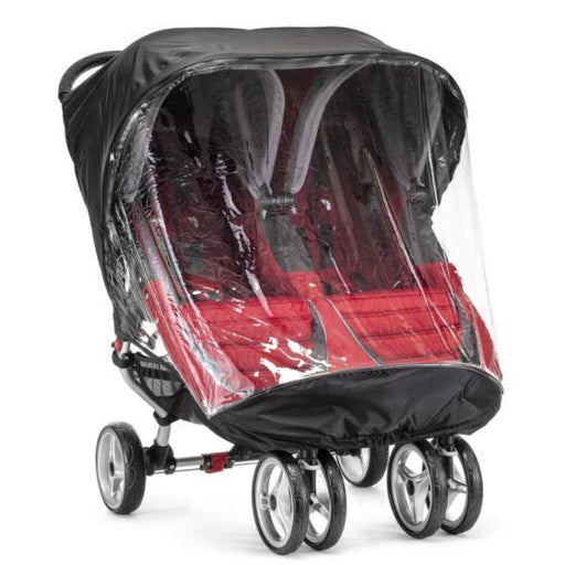 Baby Jogger Mini GT Double Rain Cover | Baby Box | NZ Baby Shop